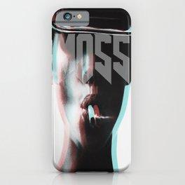 smokin' MOSS iPhone Case