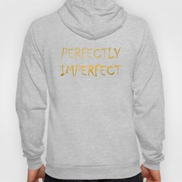 Perfectly Imperfect American Hoody