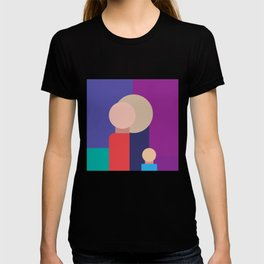 Family - Father, Mother, Child T-shirt