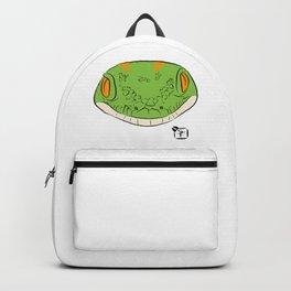Green Gecko Backpack