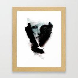 CAPTURE / 02 Framed Art Print