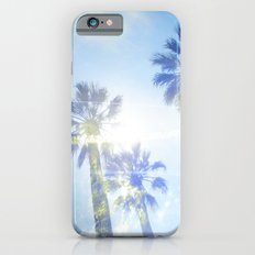 Faded Palms Slim Case iPhone 6s