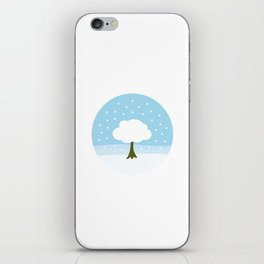 4 Seasons - Winter iPhone Skin