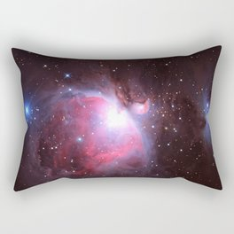 Great Nebula in Orion Rectangular Pillow