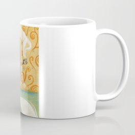 Klimt Oiran Coffee Mug