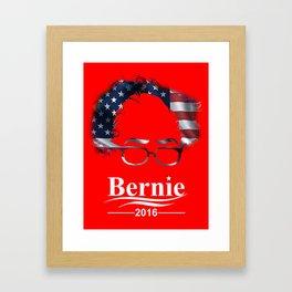 Bernie Sanders 2016 Framed Art Print
