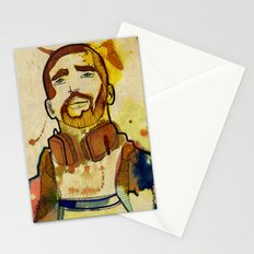 Portraits, Mario Stationery Cards