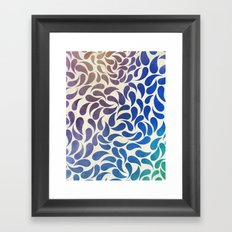 Petal Burst #30 Framed Art Print