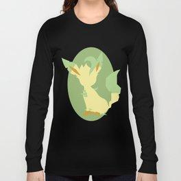 Leafeon Long Sleeve T-shirt