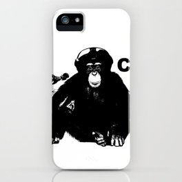 Chill Chimp iPhone Case