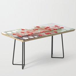 Fingerprint Coffee Table