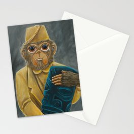 Thrift Store Find Stationery Cards