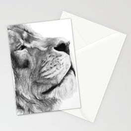 Panthera Leo Stationery Cards