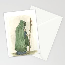 The Crone  Stationery Cards