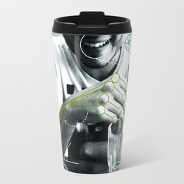 Leverage and Sustenance Travel Mug
