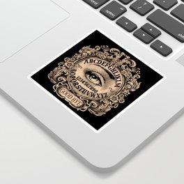 Mystic Eye Ouija Sticker