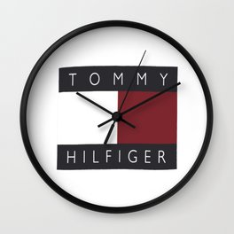 Tommy Hilfiger Wall Clock