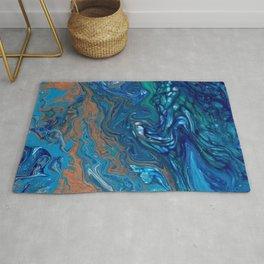 Mermaid Marble Rug
