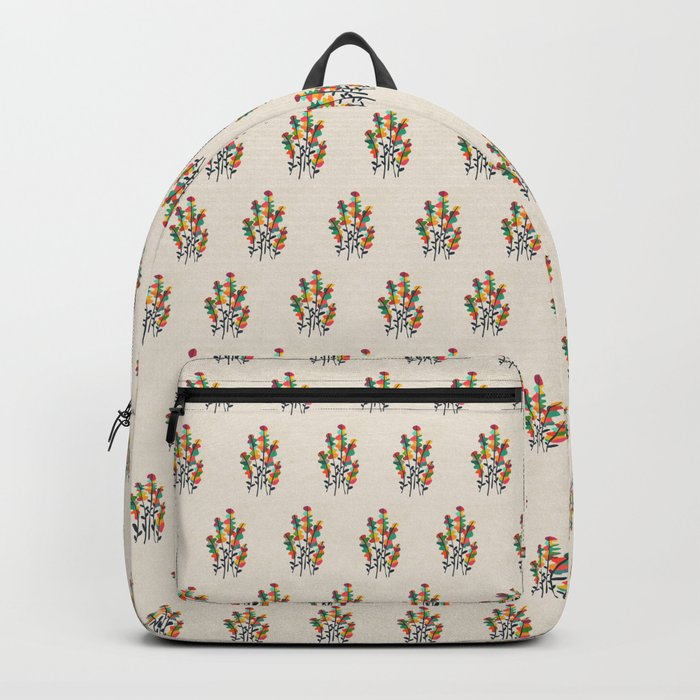 Flower from the meadow Backpack