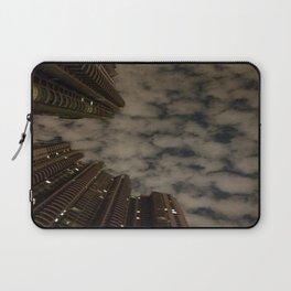 Shanghai night sky Laptop Sleeve