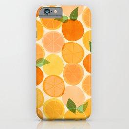 Edible Sunshine / Tropical Fruit Series iPhone Case
