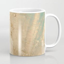 dandelion gold and mint Coffee Mug
