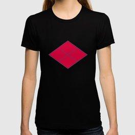 Four quadrangles #8 T-shirt