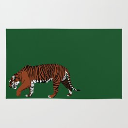 Tiger Stripes Rug