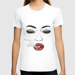 Smokey eyes T-shirt