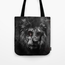 The Undead King Tote Bag