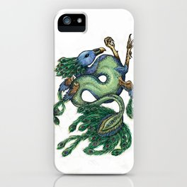 Wyvera argus (clean version) iPhone Case