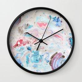 Marble Pattern-v1 Wall Clock