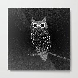 cool bird Metal Print