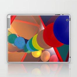 in a mirror -1- Laptop & iPad Skin