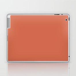 Vintage New England Shaker Village Salem Red Milk Paint Laptop & iPad Skin