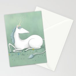 Magical Unicorn Stationery Cards