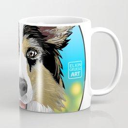 Dog Design: Digital Drawing Coffee Mug