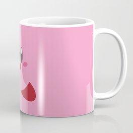 Kirby - Nintendo - Minimalist Coffee Mug