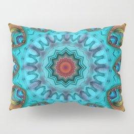 Mandalas from the Heart of Surrender 6 Pillow Sham