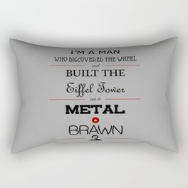 Anchorman Rectangular Pillow