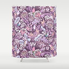 Stand out! (soft pastel) Shower Curtain