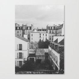 Paris _ Photography Canvas Print