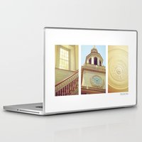 the national Laptop & iPad Skins featuring National Treasure by SHeilwagenPaper