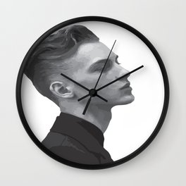 Boys Wall Clock
