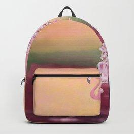 Flamingo, the Elegant Backpack