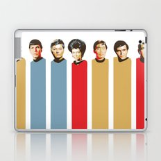 Star Trek TOS Graphic Print Laptop & iPad Skin