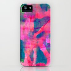 Abstract Fifteen Slim Case iPhone (5, 5s)