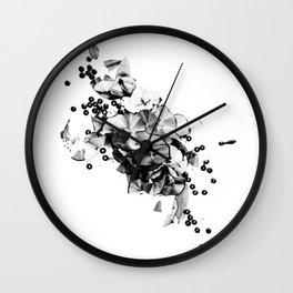 Maderas Neuronales Wall Clock