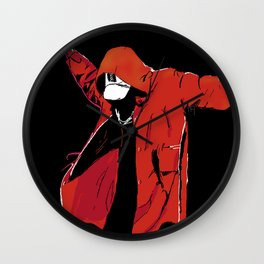 CYPHER Wall Clock