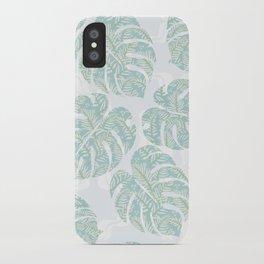 Havana Palm iPhone Case